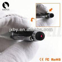 plastic touch ball pen light pen engraved pen light
