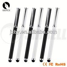 plastic led lighting pen permanent makeup manual pen stylus pen for smartphone