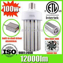 led corn bulb 50w E40 for closed fixture