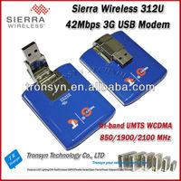 Cheapest Original Unlock HSPA+ 42Mbps Sierra Wireless Aircard 312U Low Price USB 3G Modem