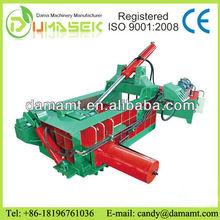 aluminum bale making machine/ hydraulic scrap press machine/ automatic scrap metal baler