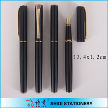 High-end new design heavy luxury gold fountain pen