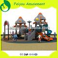 crianças outdoor playground de madeira crianças brincam de equipamentos parque infantil de plástico exterior parque equipamentos