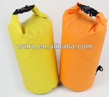 pvc lining waterproof zip lock dry bag, waterproof bag for phone or camera