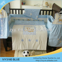 Kids patchwork cotton hand stitch bed sheet