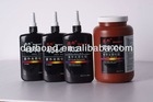 Light Amber Clear liquid One Component UV Cure Acrylic Adhesive/Glue for Plastic/Glass Bonding 4732