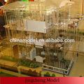 Villa intérieur modèle conception / architectural intérieur modèle / échelle modèle