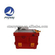 Vendita calda comodo da trasportare girevole fascia di metallo di taglio segatura- Free lama