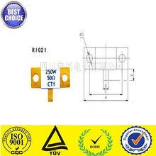 RIG precision high voltage 250w 50 ohm power resistor