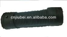 high quality air intake hose atlas copco air compressor parts /rubber pipe / flexible air intake hose for air compressor