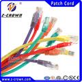 alta qualidade bare cat6 patch cord cabo de cobre