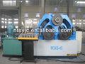 Cnc ângulo ferro máquina de dobra com 3 unidade rolls