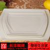 white porcelian new designed modern dinner square plate