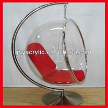 beautiful high grade acrylic hanging bubble chair