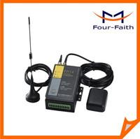 F7414 M2M cellular industrial WCDMA/HSDPA/HSUPA/HSPA+ 3G M2M GPS RS232 modem for track monitoring