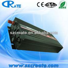 Pure Sine Wave dc to ac 1000watt inverter solar