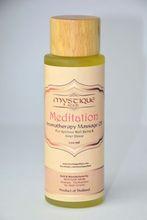 Meditation - Aromatherapy Massage Oil