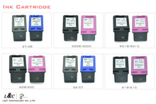 wholesale genuine original printers compatible for hp 21 22 color ink cartridge