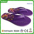 purple nuas chinelos de eva sandálias de praia 2014 novo