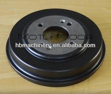 58411-1C300 rear axle brake drum Hyundai Korea car spare parts