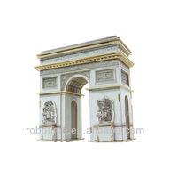 World Famous building 3D puzzle model - Triumphal Arch
