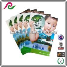 de tamaño legal reciclado cubierta transparente carpeta de informe
