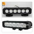 10in 60w baratos diodo emissor de luz de barras hg-8611-60 mini bar 20w/40w/60w para jeep