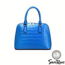 STL29493 bling bling pu handbag for ladies