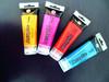 acrylic color easy paint, plastic tube acrylic paint,non-toxic acrylic paint