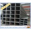 black square pipe/square tube / profile in tianjin,china
