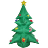 120cm high inflatable Christmas tree