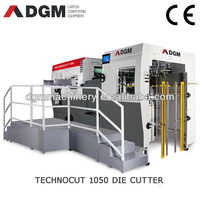 TECHNOCUT 1050 Automatic hot foil stamping and die cutting machine