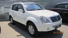 Used Cars 2012 Ssangyong Rexton W RX7 4WD