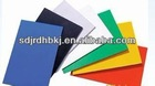 Anti-Weather and Anti-Aging colored PVC soft sheet and film