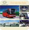 12m off-road bus city bus for public transportation busGTZ6126 for sale