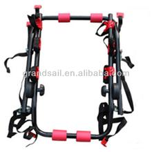 car trunk/roof bike carrier bicycle rack