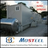 SHIPPING mobile container homes light steel structure prefabricated houses