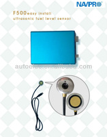 F500 Ultrasonic Water Flow Sensor With RS232 and 0-5V For All Liquids