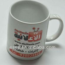 2014 nwe product Music drinking mug factory direct