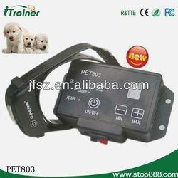 dog pet shock collar electric dog fence underground PET 803