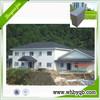 long life span for living prefabricated polystyrene sandwich panel house