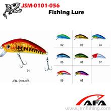 Iscas de pesca peixinhos iscas / jogos de pesca JSM-0101-056