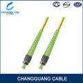 A oferta de fábrica 5% desconto para 5000 pces g652 pvc fc pc sm sx 2 medidor de fibra óptica patch cord