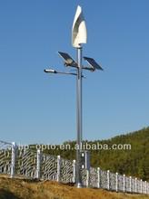 Producto de la patente! La venta caliente! 50w/100w/200w/400w 100kw de turbina de viento precio