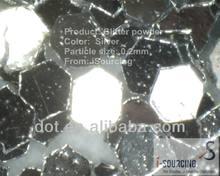 Best quality hexagonal Glitter for decoration
