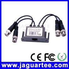 Fantastic 4 CH Video Balun RJ45 with bnc connector