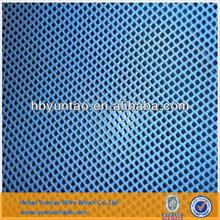 Plastic Flat Netting/Plastic Fencing Mesh/Plastic Plain Netting(Factory)