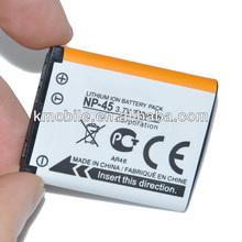 high capacity lion NP45 Battery for Fujifilm camera NP-45