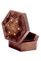 Antiguos de madera caja de joyería, de madera caja de joyería de la india al por mayor, baratos joyería caja