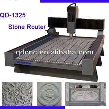 Stone carving CNC router 1325 QD brand / QD-1325 stone cnc machine on granite/ engraving marble machine